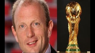 Best 2018 World Cup Commentator Peter Drury : OPINION