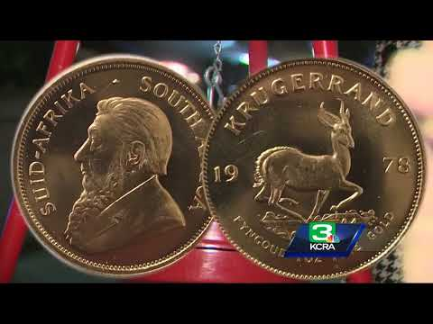 Rare coin dropped into Roseville Salvation Army kettle