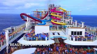 Norwegian Breakaway Cruise VLOG March 4, 2018 -- Spring Break