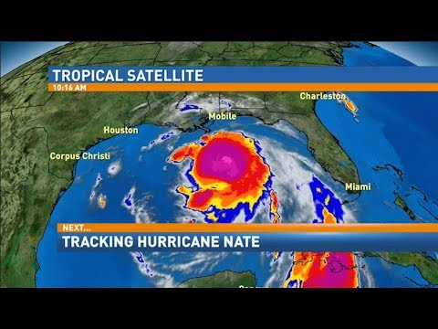 Special Hurricane Nate Saturday Afternoon Coverage