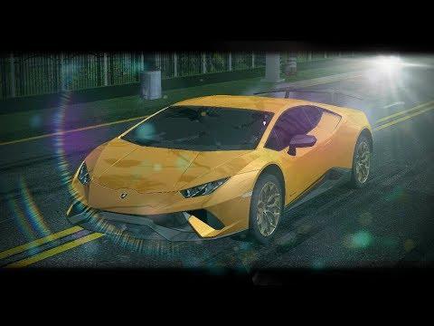 Mod Mobil LAMBORGHINI HURACAN PERFOMANTE - GTA SA Android