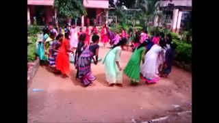 HAPPY DASAHARA--  KORAPUTIA DESIA DEMSA DANCE By Girl Students-- New -2018