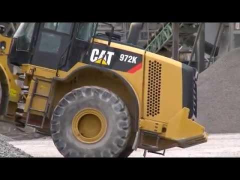 Cat® K Series Wheel Loaders | Main Features