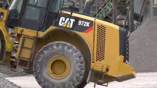 Introducing the Cat K Series Wheel Loaders