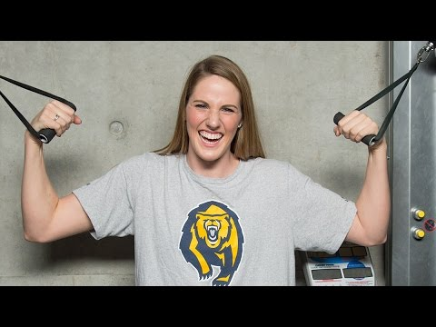 Champion: Missy Franklin explains what college means to her