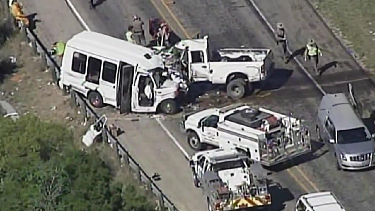 911 calls regarding erratic driver minutes before deadly bus crash