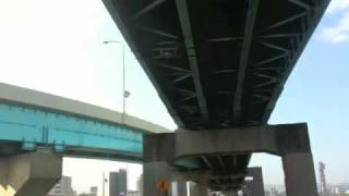 福岡都市高速1号線 香椎東〜西公園