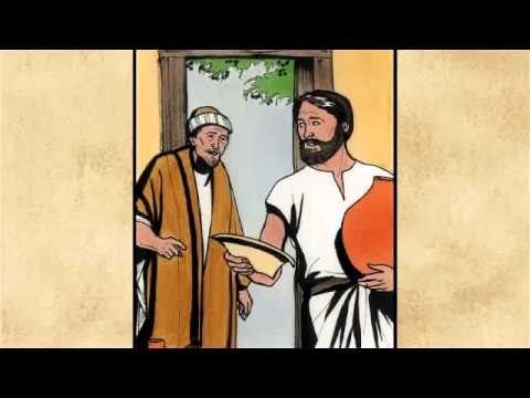 the parable of the three servants The situation the king was owed an amount so large the servant could never repay the servants' plea the servant admitted his debt and begged for mercy.
