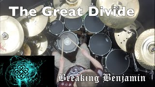 Breaking Benjamin - The Great Divide - Drum Cover