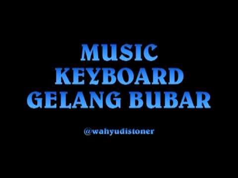 GELANG versi panjang - music keyboard
