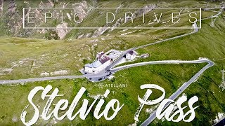 The Stelvio Pass | Stilfser Joch | Stelvio Pass Series Ep. 002