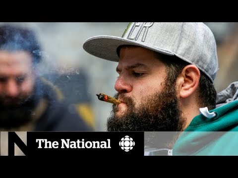 What the first day of legal cannabis looked like across Canada