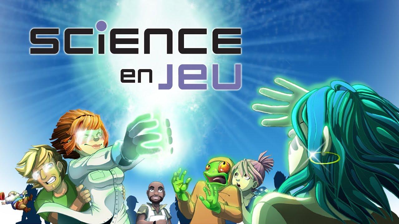 SCIENCE EN JEU - Profs