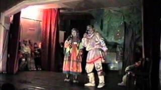Пантя, пантя - Мансийская шуточная песня