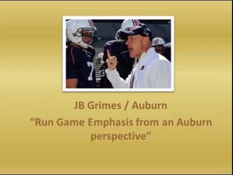 JB Grimes (Auburn) & John Strollo (Ball State) COOL Clinic