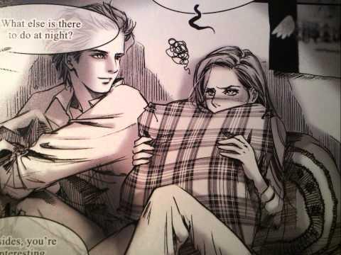 Turning Page - Bella & Edward