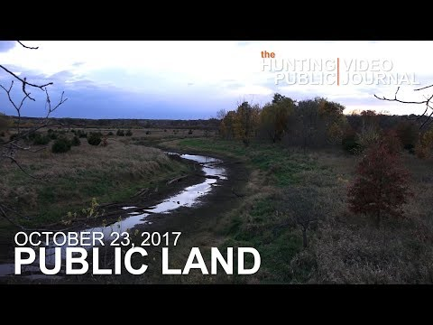 Public Land Day 21: Hunting the Marsh, Observation Stand Giant | The Hunting Public