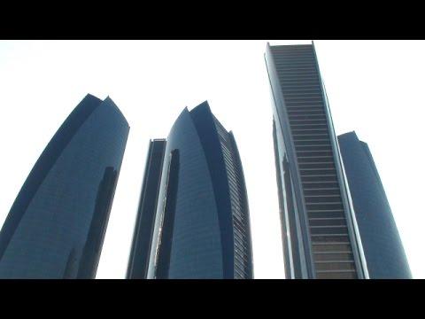 Abu Dhabi - Etihad Towers - Emirates Palace - Abu Dhabi National Oil Company - ZEA
