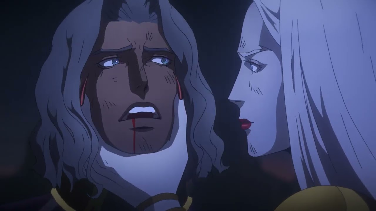 Download Carmilla enslaves Hector - Part 2 Conclusion - Castlevania Season 2 Episode 8 Scene