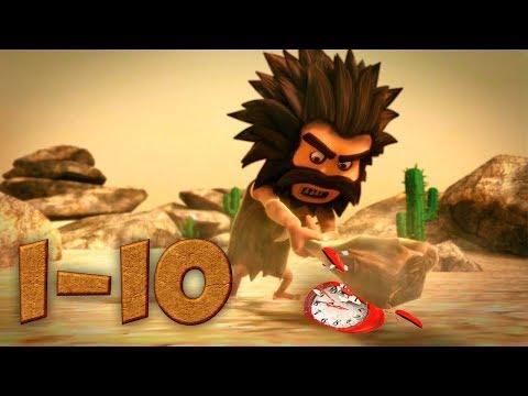 Око Леле - Смешной мультик - Сборник  (1-10) Классные Мультфильмы