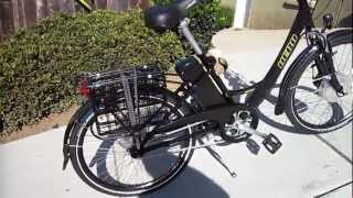 Hebb ElectroGlide 1000---A Great Name in E-bikes