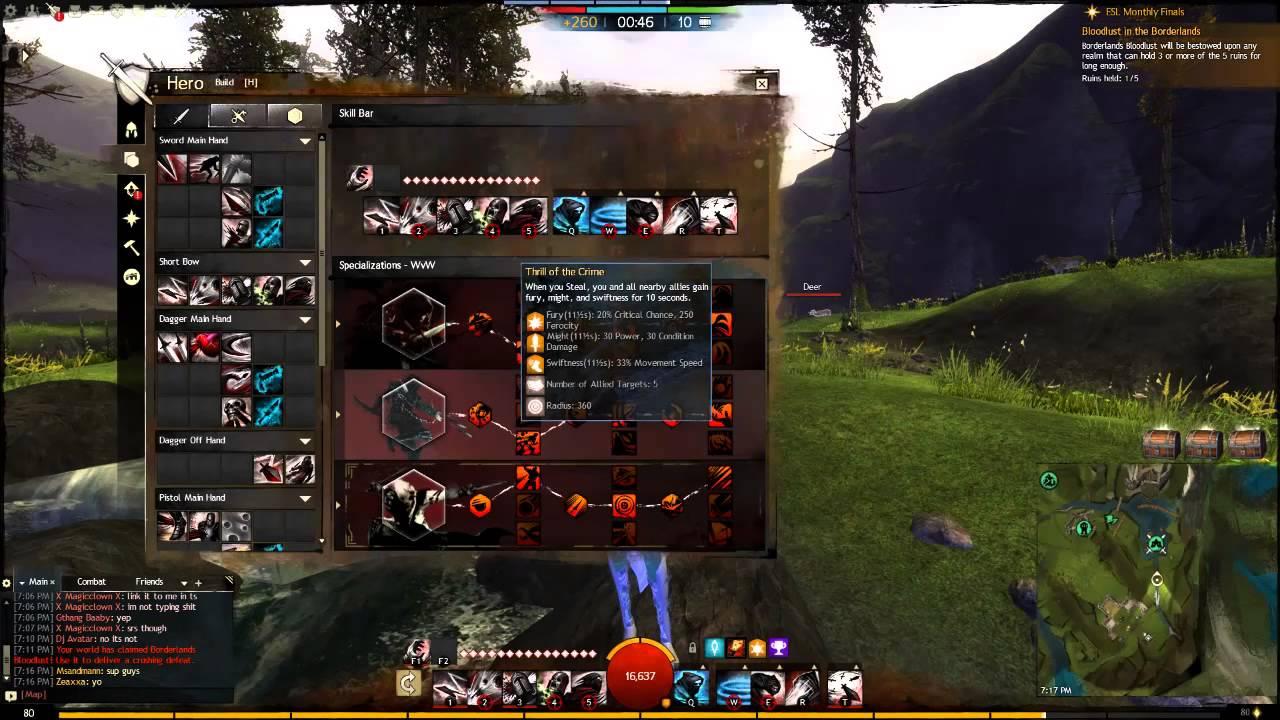 Guild Wars  Build