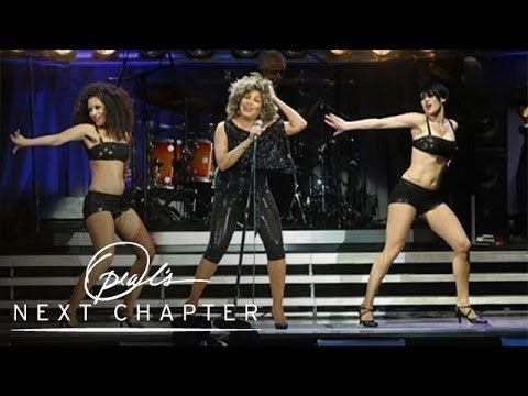 Tina Turner Was Becoming Tired of Singing and Dancing | Oprah's Next Chapter | Oprah Winfrey Network