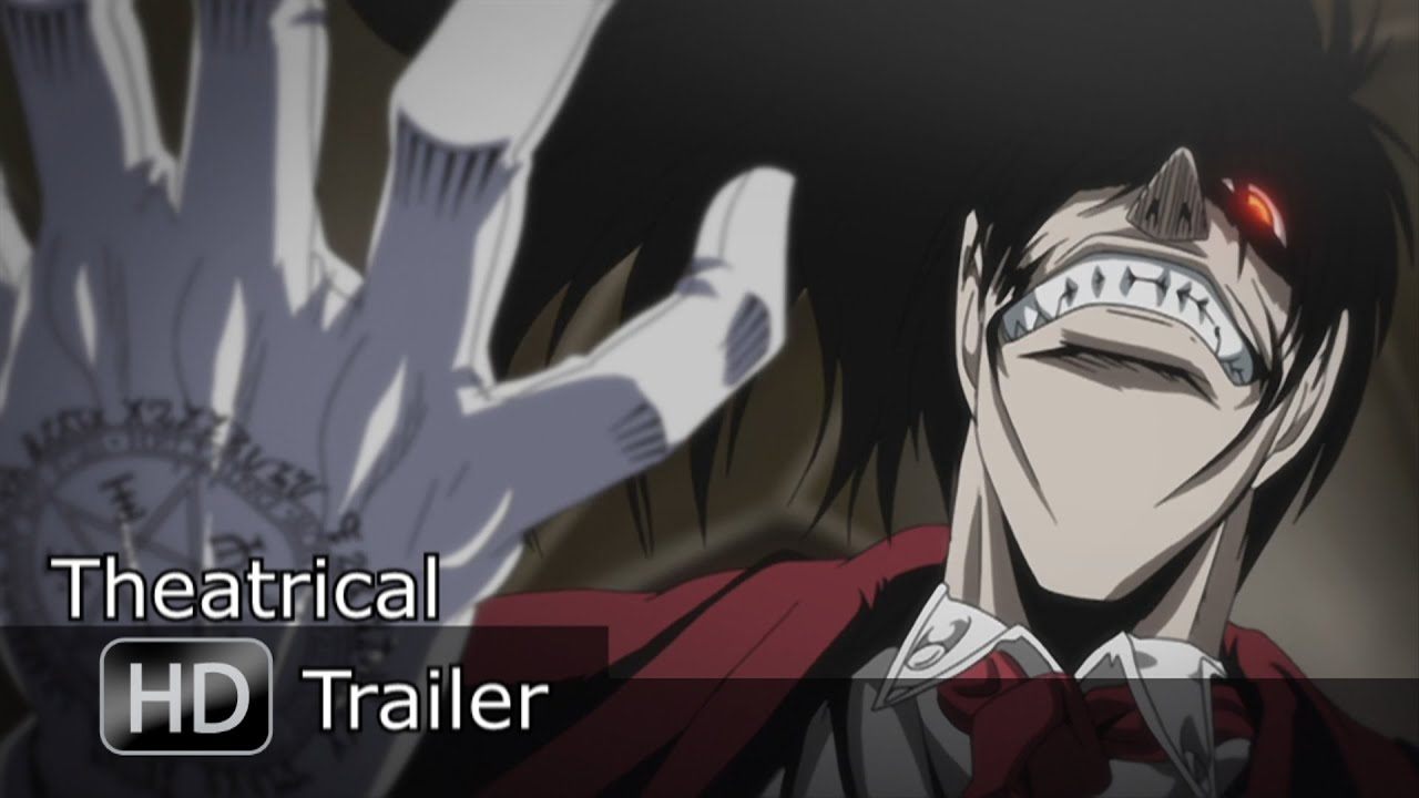 Download Hellsing Ultimate - Theatrical Trailer (Fanmade)