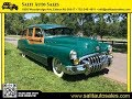 Salit Auto Sales - 1950 Buick Super Woody Wagon