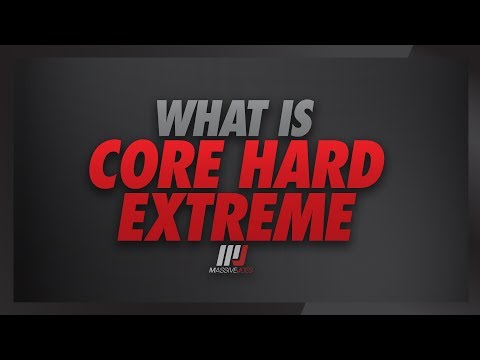 What Is Core Nutritionals Core Hard Extreme?