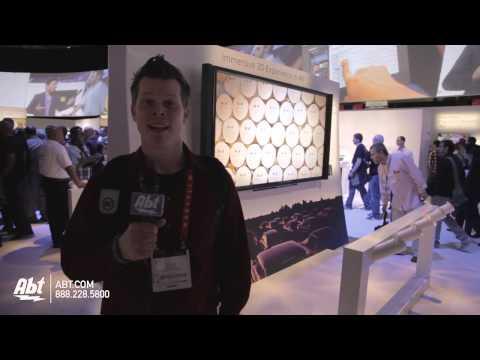 CES 2013 - Sony 4K TV - XBR-84X900