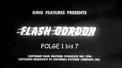 Flash Gordon - Folge 1 bis 7 - Deutsch