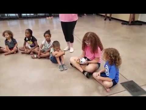 Summer Camp 2019 - Dance Who We Are
