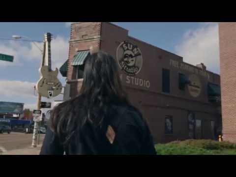 Shawn James - Belly of the Beast (LIVE at Sun Studio)