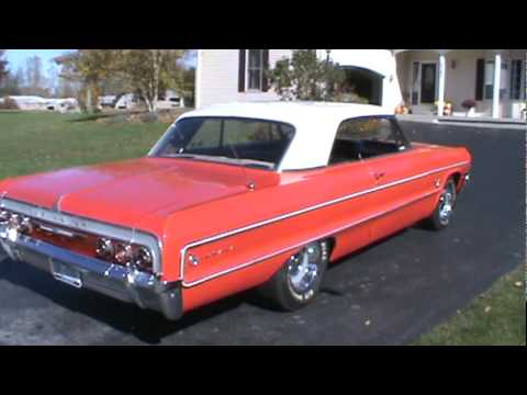 2010 Chevy Impala For Sale >> 1964 Impala Sport Coupe - YouTube