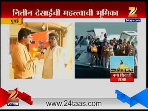 Mumbai Nitin Desai On Meet With Pm Narendra Modi