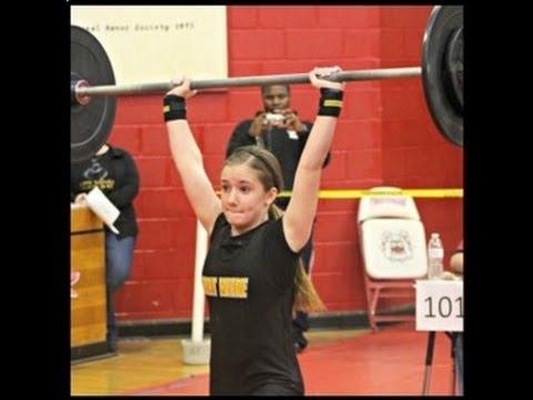 Athlete Spotlight: Emma Respress from Fort Meade Middle Senior High School