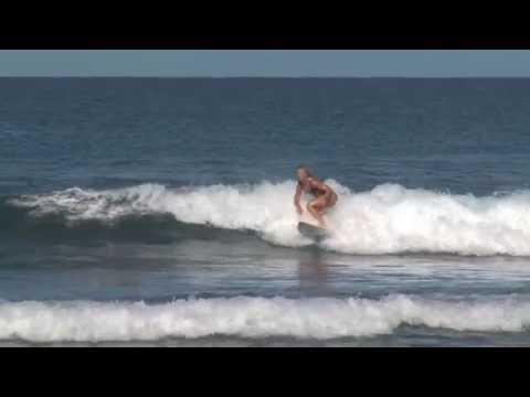 Maile Surfing