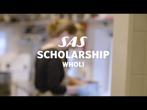SAS Scholarship for Dare to Eat invention