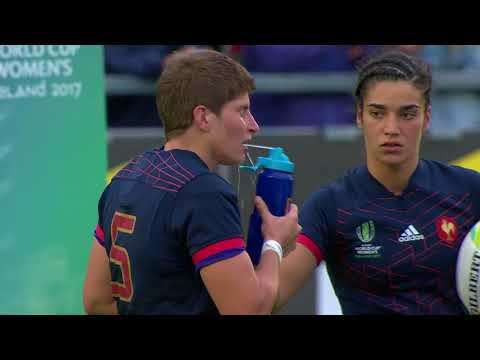 WRWC Match Highlights: France v Australia