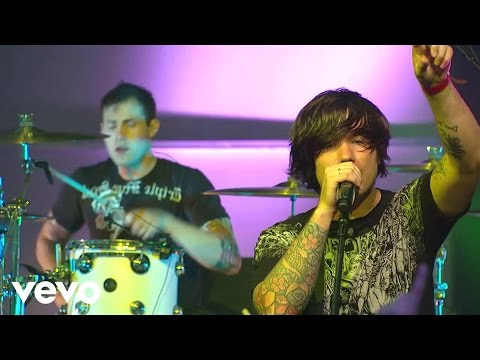 Hawthorne Heights - Pens and Needles (live)