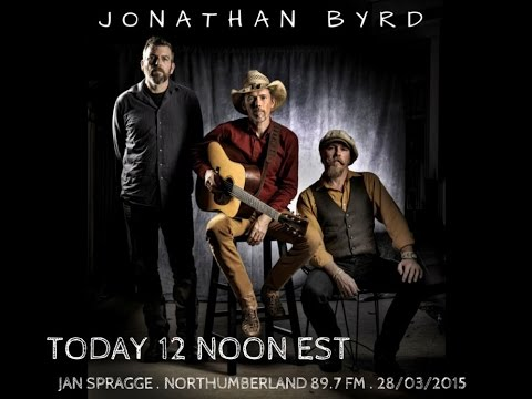 Jonathan Byrd and The Pickup Cowboys & Eliot Bronson on the Jan Spragge Show