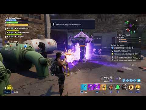 Fortnite - Party of Three