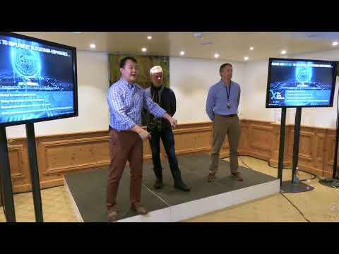 MedXes Presentation - FutureHack @ Davos 2018