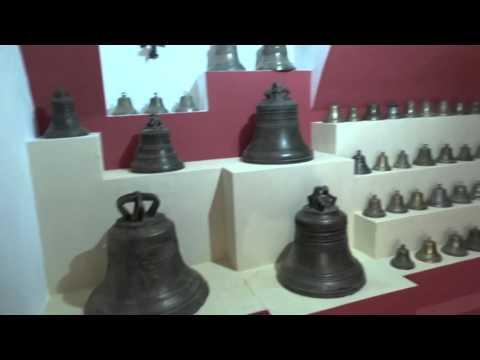 Музей колоколов в городе Касимове Рязанской области