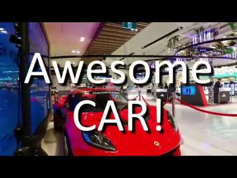 Sydney (SYD) Australia International Airport Terminal Tour