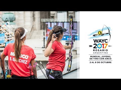 Full session: Compound Team Finals | Rosario 2017 World Archery Youth Championships