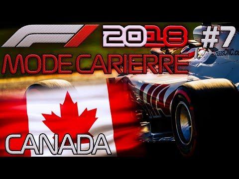 F1 2018 Saison HAAS #7 | GP du Canada