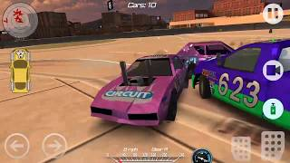 Demolition Derby 2 # ALL CARS DESTROYED / UPDATE Android Gameplay FHD