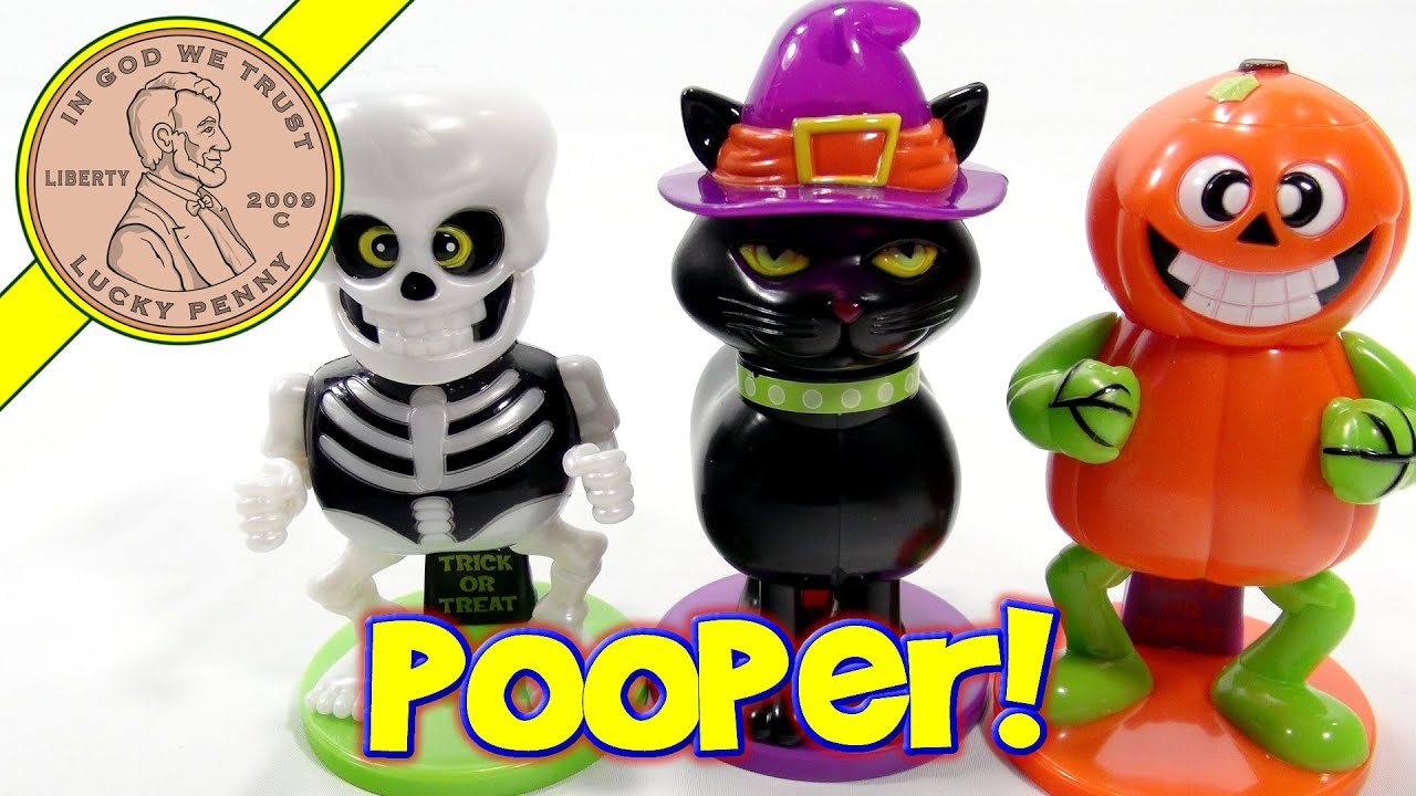 halloween candy dispensers youtube